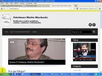 Participe dos temas em discussão no blog do presidente do Sinmed-MG, Cristiano da Matta Machado