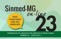 Sinmed-On-Line - 23ª edição - Julho 2018