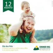12 de agosto: Dia dos Pais