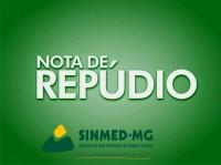 Nota de repúdio do Sinmed-MG contra a precarização do trabalho dos médicos em Ibirité: processo seletivo oferece 500 reais para plantão médico