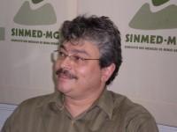 Cristiano da Matta Machado se licencia da presidência do Sinmed-MG