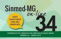 Sinmed On-line - 34ª edição - Junho 2019