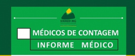 Assembleia geral dos médicos de Contagem - com indicativo de paralisação