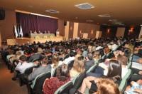 Sinmed-MG participa da entrega de diplomas aos jubilados de ouro, na Semana do Médico