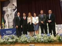 Sinmed-MG no VII Congresso da Sociedade  de Acadêmicos de Medicina de Minas Gerais