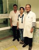 Diretores do Sinmed-MG visitam o diretor do Hospital Infantil São Camilo
