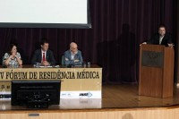Presidente do Sinmed-MG, Fernando Mendonça, participa do Encontro Acadêmico e IV Fórum de Residência Médica