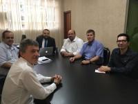 Contagem: Presidente do Sinmed - MG reúne com gestores para discutir propostas para a categoria médica