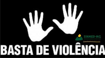 Saúde na capital continua na mão dos bandidos: mais um caso de violência contra servidora nesta quarta-feira, 7 de fevereiro, preocupa Sinmed-MG.