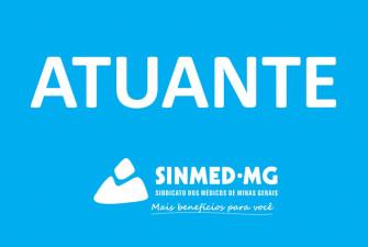 Sinmed-MG mobilizado e atuante para a   aprovação das mudanças no Plano de Carreira dos médicos servidores do Estado