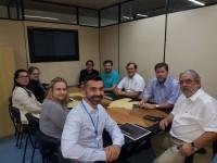 Diretoria do Sinmed-MG em reunião com PBH para andamento das negociações acerca da pauta dos médicos