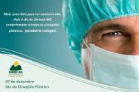 7 de dezembro | Dia do cirurgião plástico