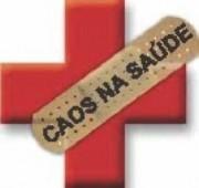 Imagens do caos da saúde pública ocupam horário nobre na TV, domingo