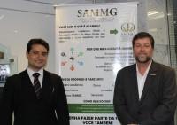 Diretor-presidente do Sinmed-MG prestigia evento  da SAMMG sobre emergências clínicas e cirúrgicas