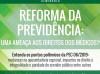 """""""Reforma da Previdência: uma ameaça aos direitos dos médicos?"""" Sinmed-MG promove evento para discutir o assunto"""