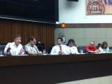 Sindicato participa de audiência pública para discutir mudanças no Plano de Carreira dos Servidores