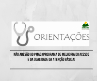 Sinmed-MG orienta médicos da PBH à NÃO ADESÃO AO PMAQ (Programa de Melhoria do Acesso e da Qualidade da Atenção Básica)