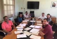 Sinmed-MG reúne-se com presidente da  Fhemig para  discutir reivindicações da categoria
