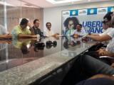 Sinmed- MG participa de reunião para tratar das negociações dos médicos em Uberlândia