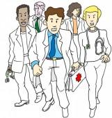 Após serem obrigados a atender pacientes sem receber nenhuma remuneração, médicos de Lagoa da Prata iniciam movimento reivindicatório  e lutam contra a falta de condições de trabalho