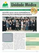 Unidade Médica, edição especial do jornal do Sinmed-MG