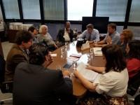 Sinmed-MG  reúne-se com secretário de Planejamento e comissão de médicos peritos da SEPLAG, na tarde de 7 de fevereiro
