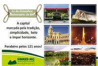 12 de dezembro: Belo Horizonte comemora 121 anos